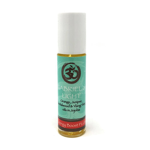 Energy Boost - Essential Oil Roll-On