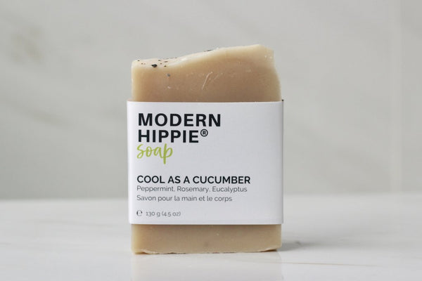 Body Soap - Cool as a Cucumber