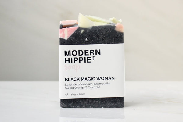 Black Magic Woman Soap