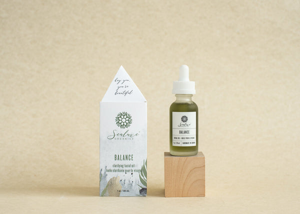 Balance - Clarifying Facial Oil