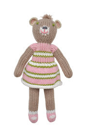 Girl Bear Rattle