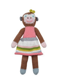 Girl Monkey Rattle