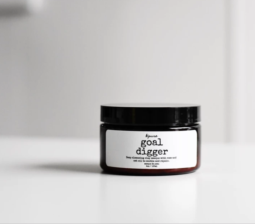 Facial Mask - Clay Goal Digger