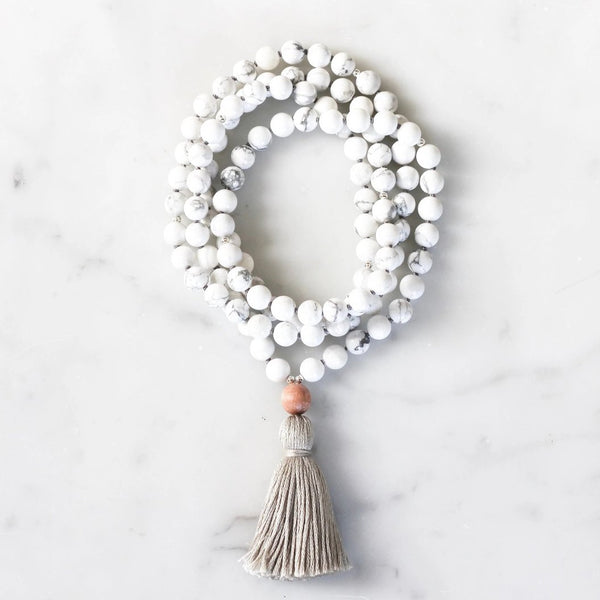 Calm Mala Necklace