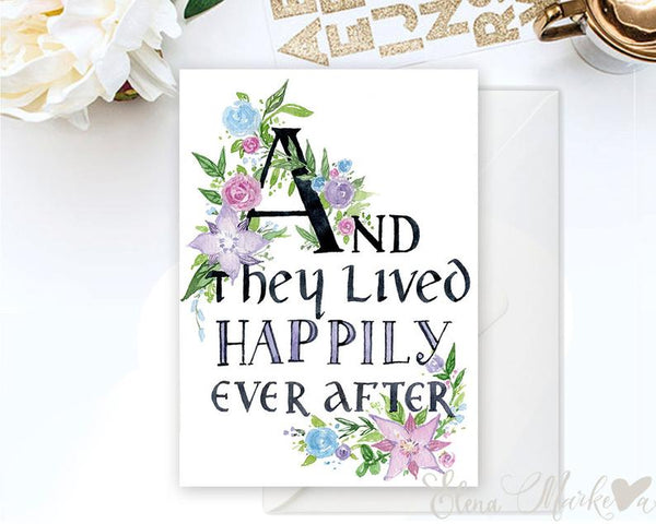 Happily Ever After Cad