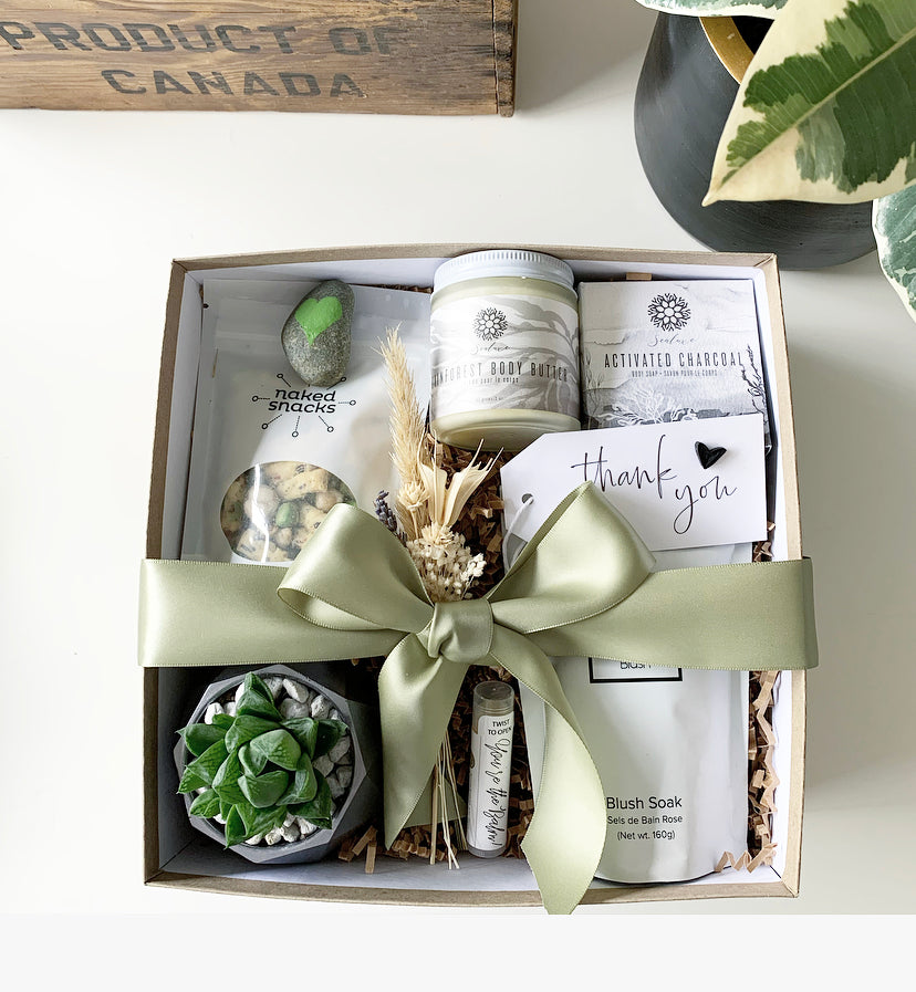 THE PERFECT THANK YOU Gift Box