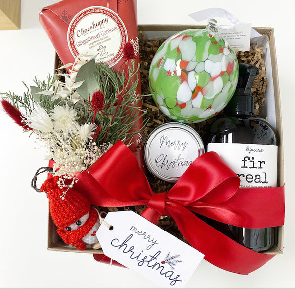 CHRISTMAS CHEER Giving Box