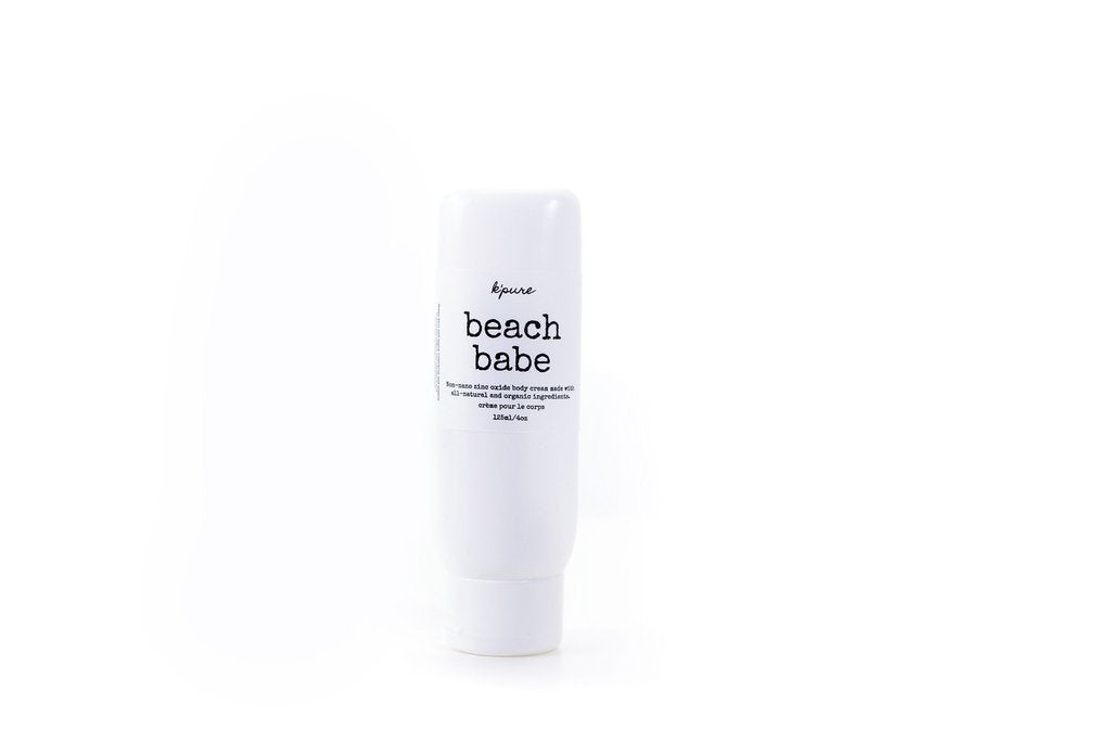 Beach Babe Body Cream