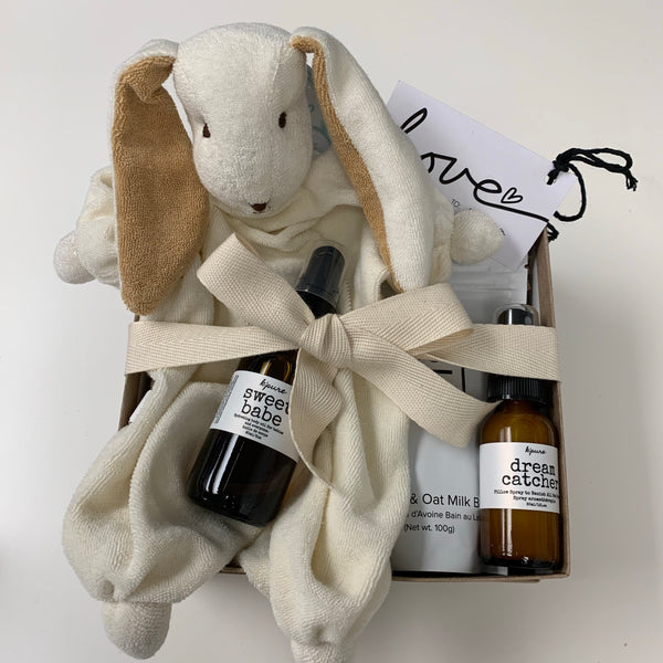 SOME BUNNY LOVES YOU  - Baby Gift Box