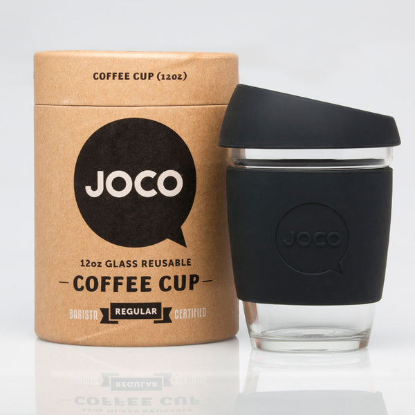 12oz Joco Cup - Black