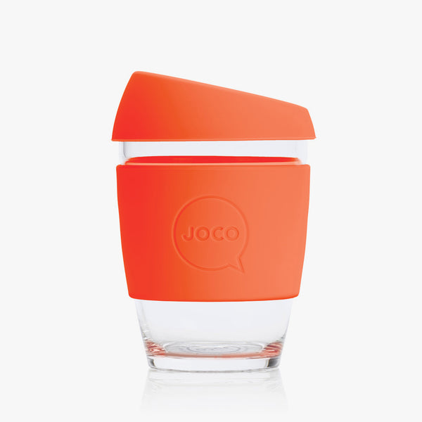 12oz Joco Cup - Orange