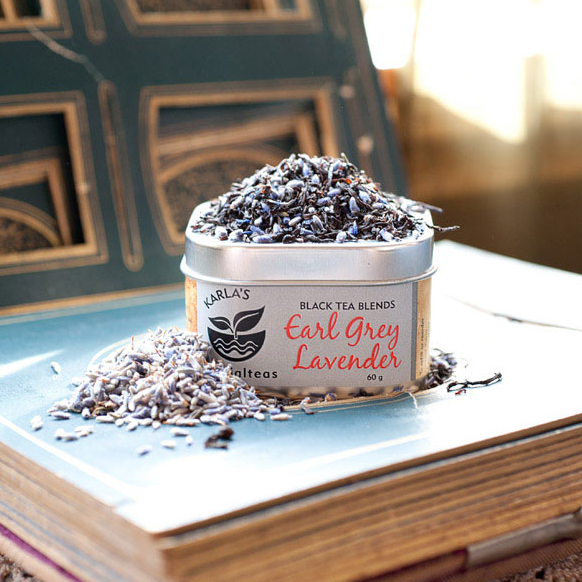 Tea - Earl Grey Lavender Black