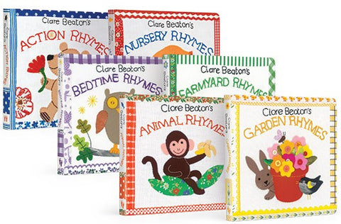 Nursery Rhyme Colection by Barefoot Books