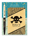 Notepad Gift Set - Do or Die