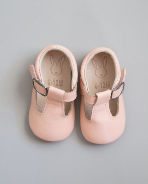 Shaughnessy Baby Shoes - Pink