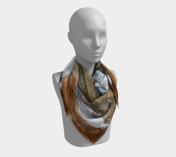 FJALL Square Scarf