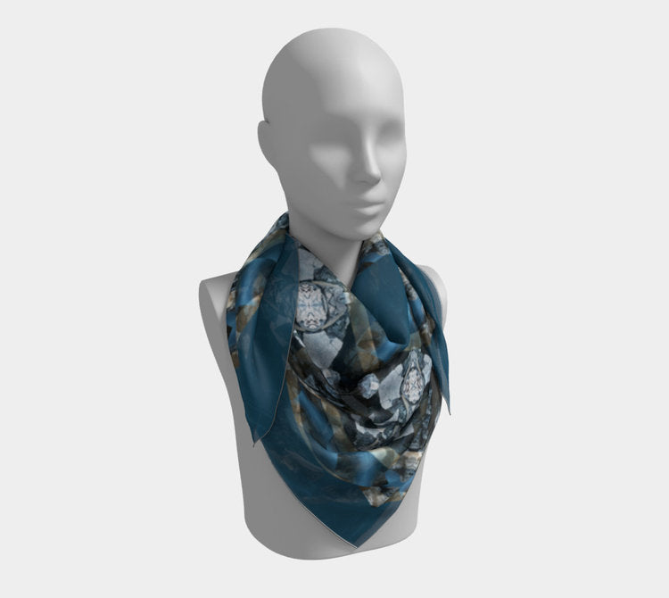 SEA + STONE Square Scarf