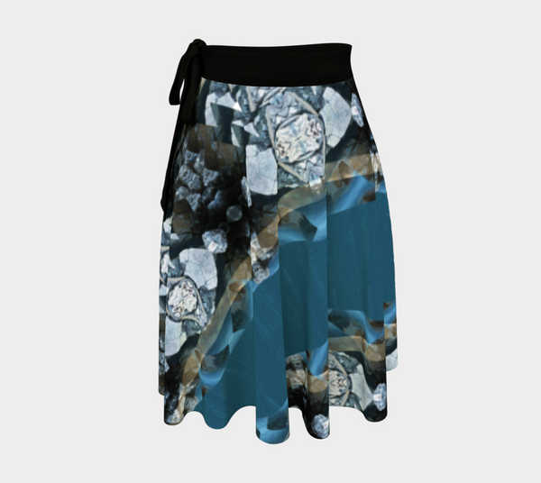 SEA + STONE Wrap Skirt