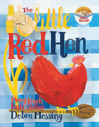 The Little Red Hen by Barefoot Books