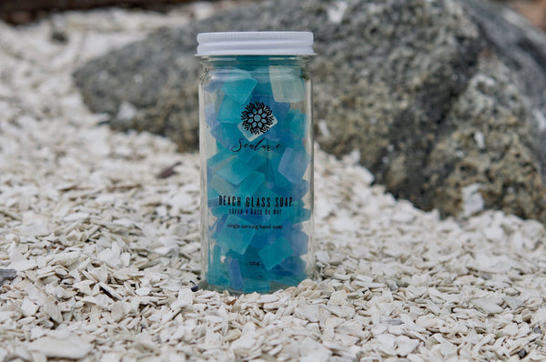 Beach Glass Hand Soap