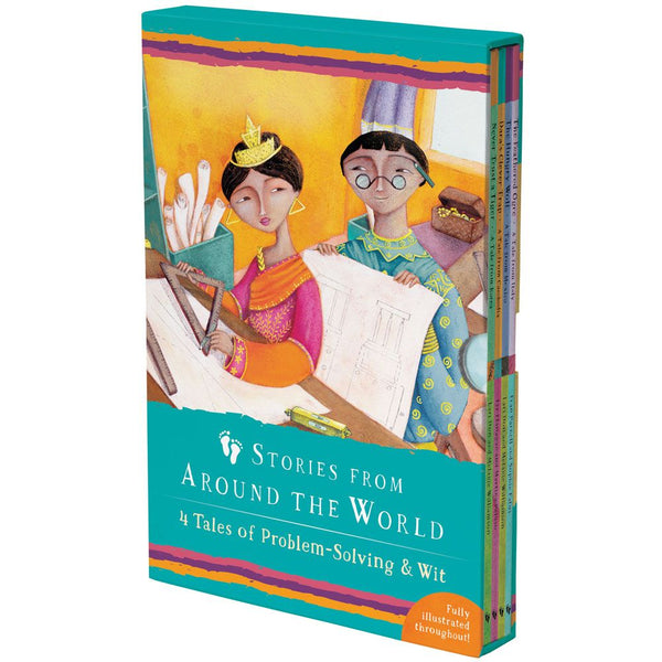 Tales of Problem Solving & Wit Boxed Set