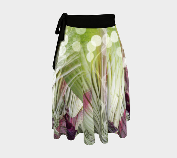 TITAN ARUM Wrap Skirt