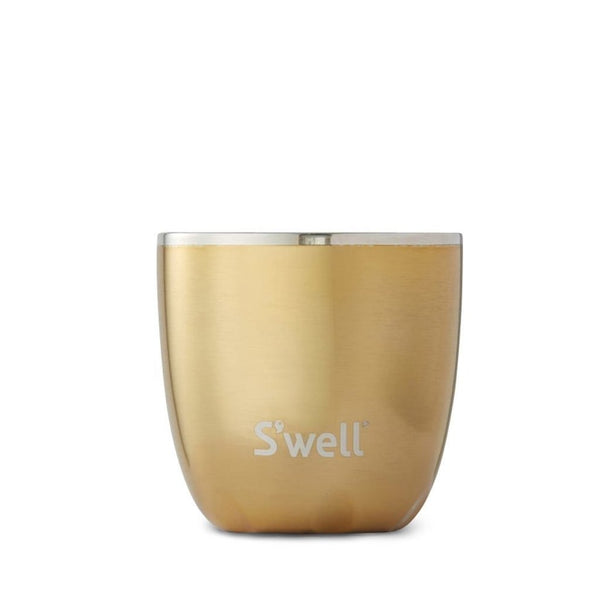 S'well Tumbler -  10 oz Yellow Gold
