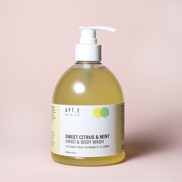 Citrus and Mint Hand & Body Wash