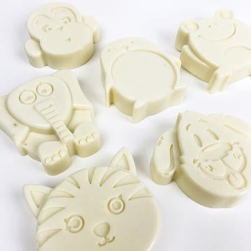 Goat's Milk & Oatmeal Animal Soaps