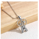 Cat Lovers Necklace Kitty Cat Pendant Jewelry Love Heart Cat Chain Birthday Gift 925 Sterling Silver 18in.