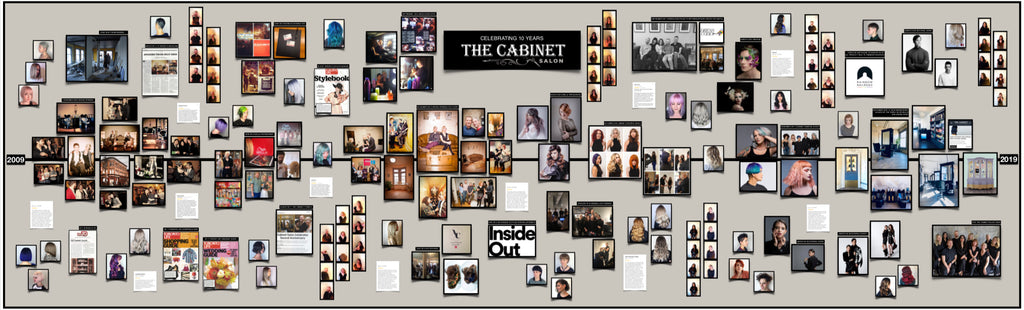 The Cabinet Salon Turns 10