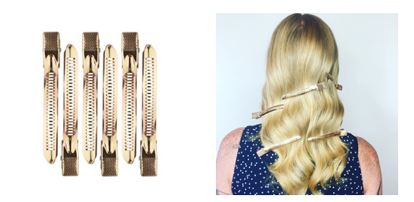 KITSCH XL Styling Clips Hair Game Changer.
