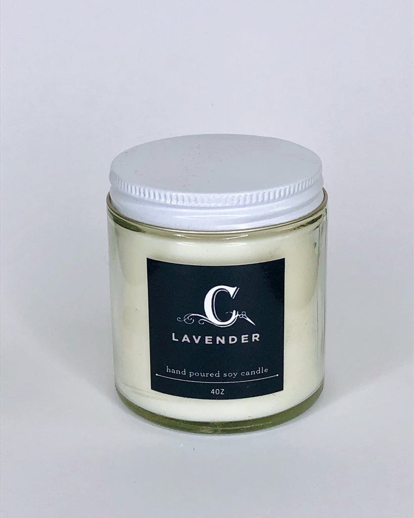 THE CABINET SALON CANDLES