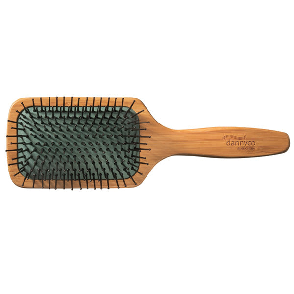 Dannyco Eco-friendly Bamboo Paddle Brush