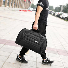 Load image into Gallery viewer, Multi-functional waterproof gym bag