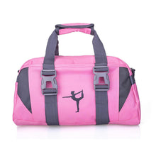 Load image into Gallery viewer, Smart Yoga or Pilates Bag with place for your Mat in 6 colors