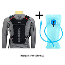 Load image into Gallery viewer, Hydration backpack for running and outdoor