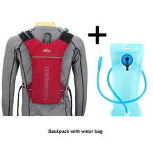 Load image into Gallery viewer, Running Hydration Backpack Bag For Trail Running Or Any Outdoor Activities