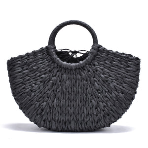 Chic beach bag in multiple colors