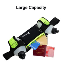 Load image into Gallery viewer, Waterproof hydration waist bag for running and outdoor