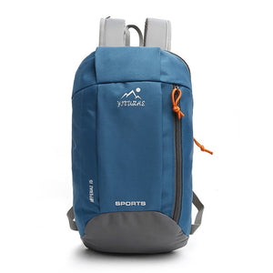 Handy and comfortable outdoor backpack