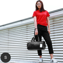 Load image into Gallery viewer, Stylish PU Leather Gym Bag or Travel Luggage Bag