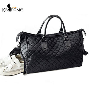 Diamond Lattice gym bag