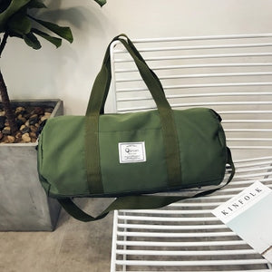 Lovely gym and yoga bag (multiple colors)