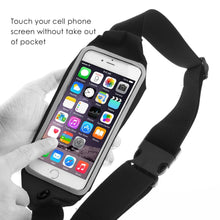 Load image into Gallery viewer, Sweatproof gym and running waist belt for iPhone