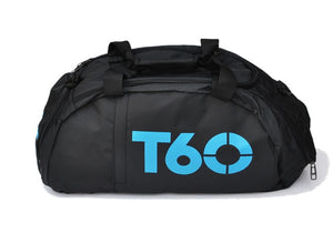 T60 gym bag (multiple color variations)