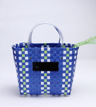 Load image into Gallery viewer, Cool design for a Hot Summer Hand Knitted Casual Handbag