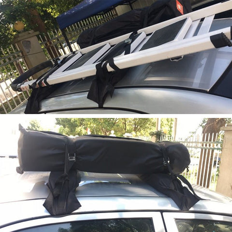 Universal Car Soft Roof Rack For Outdoors & Travelling