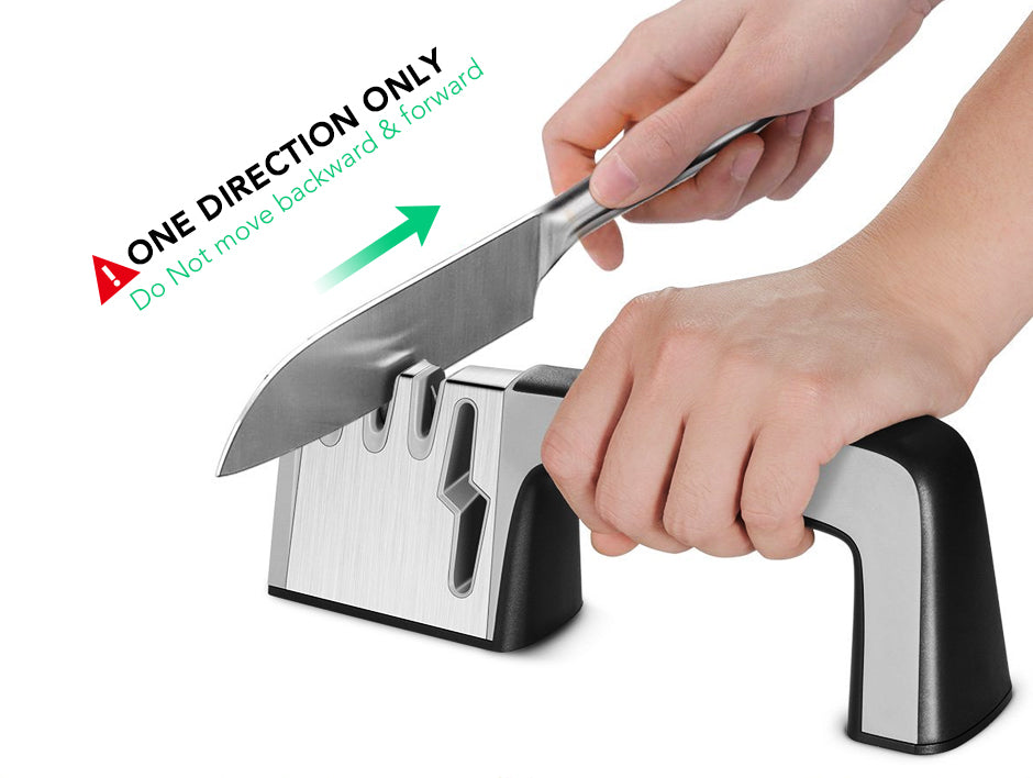 the best knife sharpeners