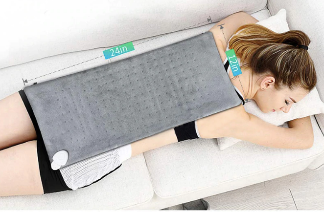 best heating pad for back